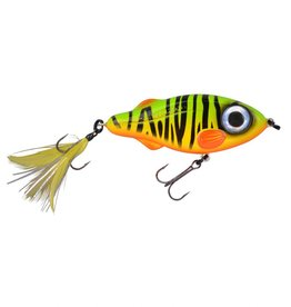 Spro Iris Flash Jerk - 9,5cm  - Firetiger - Slow Sinking