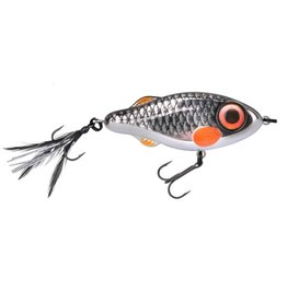 Spro Iris Flash Jerk - 9,5cm  - Roach - Slow Sinking