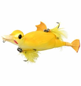 Savage Gear Savage Gear - 3D  Suicide Duck 10.5cm - Yellow