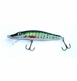 Hester Hester - Musky Hunter - Green - 13cm