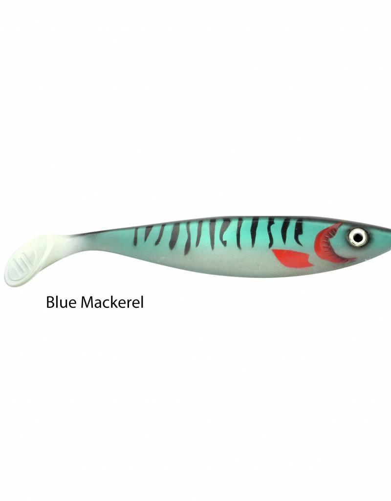 Spro Wob 2.0 shad - Blue Mackerel