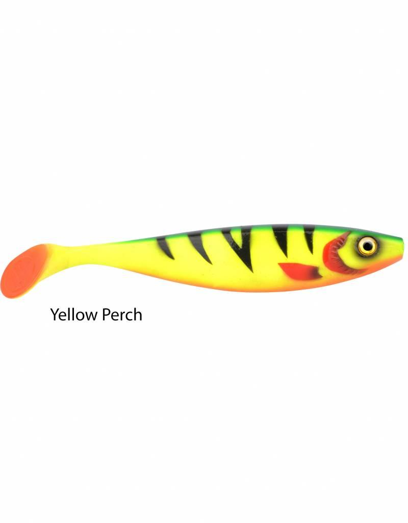 Spro Wob 2.0 shad - Yellow Perch
