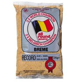 Marcel van den Eynde Marcel van den Eynde - Record Zilver - Breme | brasem lokvoer