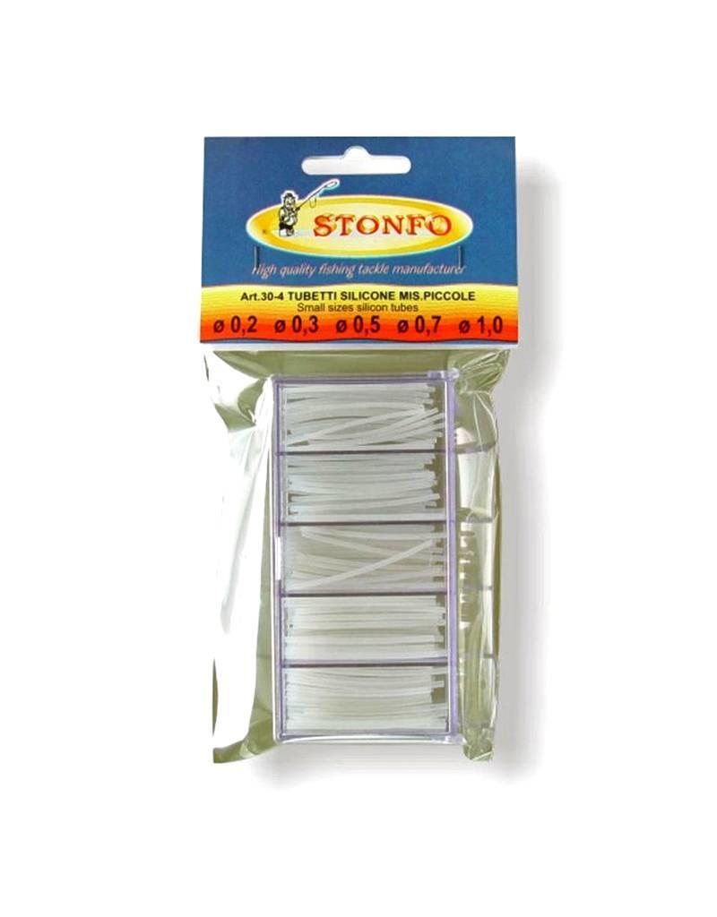 Albatros Stonfo Silicone rubbertjes set