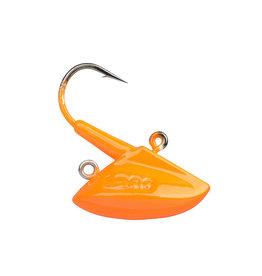 Spro Fire Erie Jighead - Gamakatsu Jig 214 - Fluo orange - 2stuks