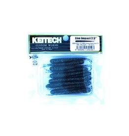 Keitech Keitech - Live impact - 6.3cm - Bluegill - 12 stuks