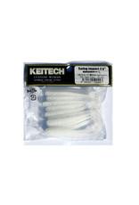 Keitech Keitech - Swing impact - 6.3cm - Sight Flash - 10 stuks - Copy