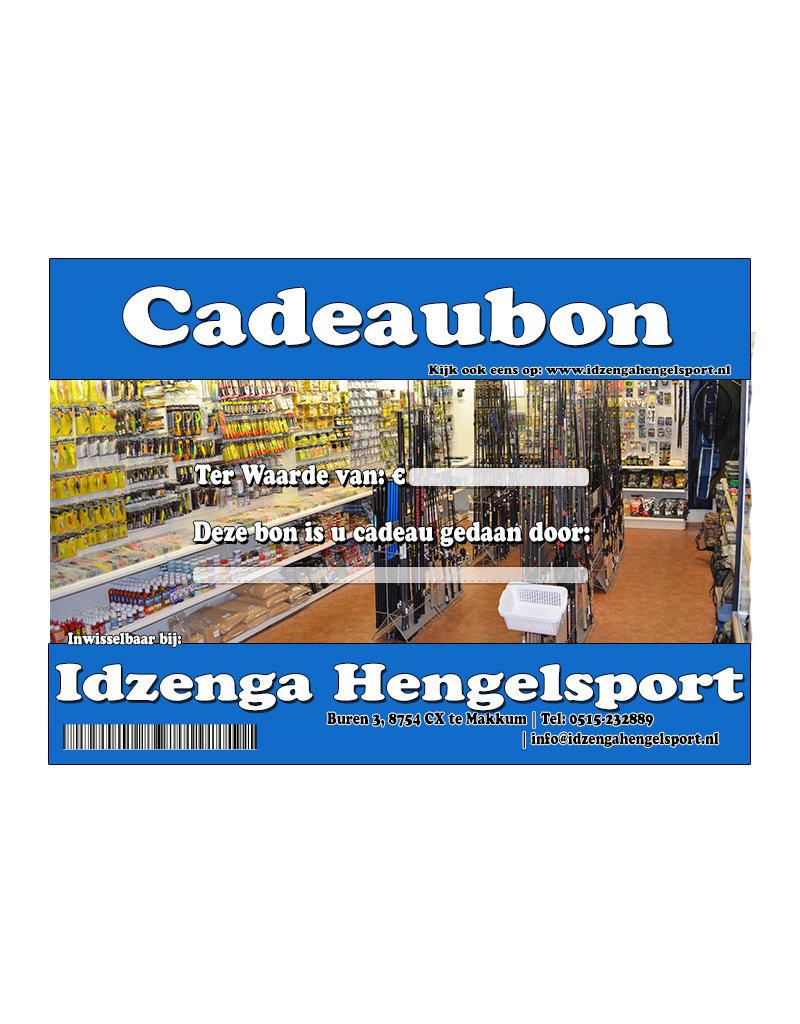 Huismerk Cadeaubon of online kortingscode € 25,-