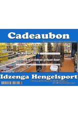 Huismerk Cadeaubon of online kortingscode € 50,-