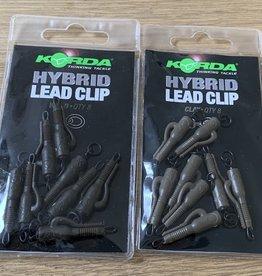 Korda Korda Hybrid Lead Clip