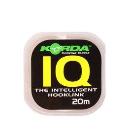 Korda Korda IQ The Intelligent Hooklink 25 LB