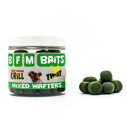 BFM Baits BFM Baits - Mixed Wafters - Krill Twist