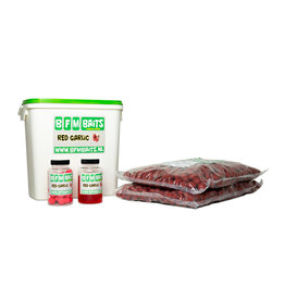 BFM Baits BFM Baits - Red Garlic 15&20mm Bucket Deal