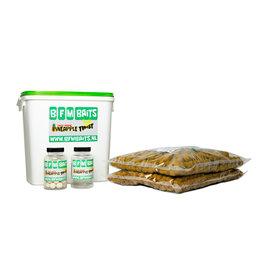 BFM Baits BFM Baits - Pineapple Twist 15&20mm Bucket Deal