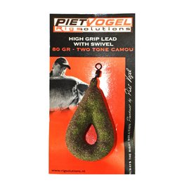 Piet Vogel Piet Vogel  Grip Lead with Swivel