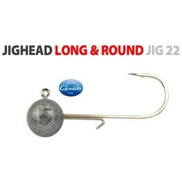 Spro Spro Jighead Rond Shad 7-9cm Haakmaat 2-0