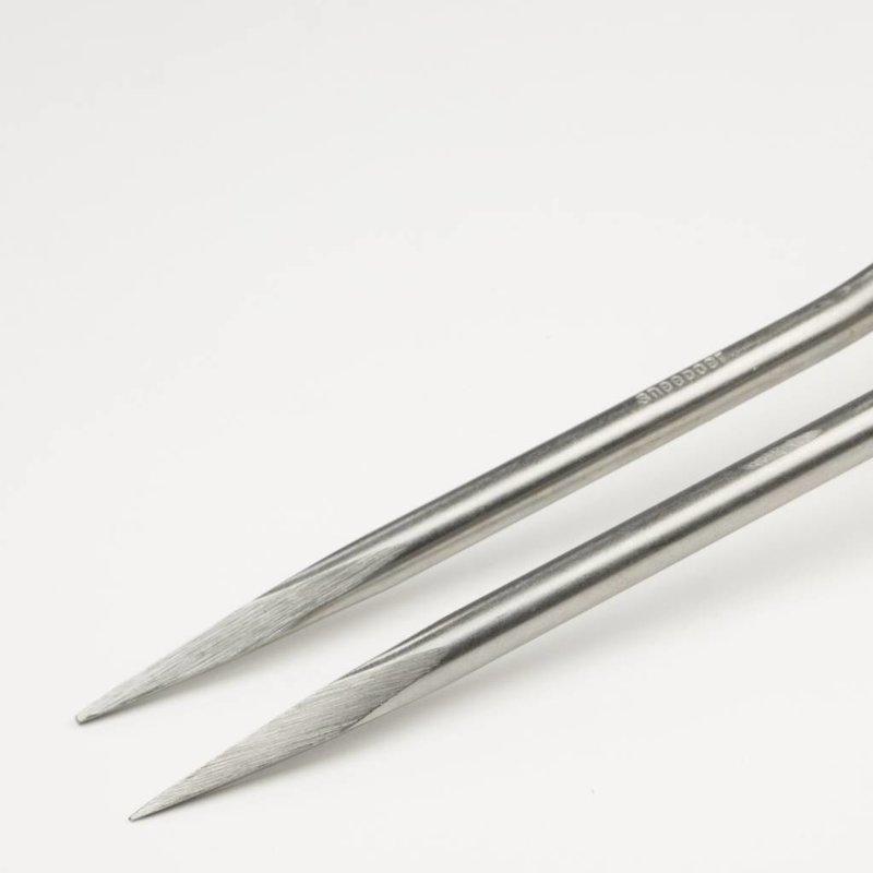 Sneeboer Fourchette à désherber à main 2 dents (étroite)