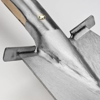 Sneeboer Narrow Spade with steps LUXE