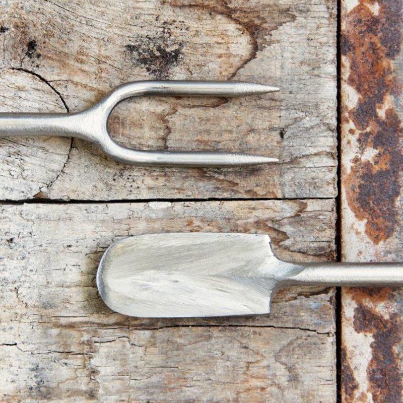 Sneeboer Terrarium spade met stamper