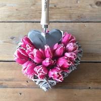 Sneeboer Pelle coeur (à main)