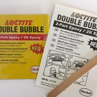 Lijm Locktite Double Bubble