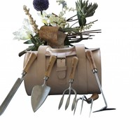 Leather bag	S- Garden Tool Bag Limited Edition
