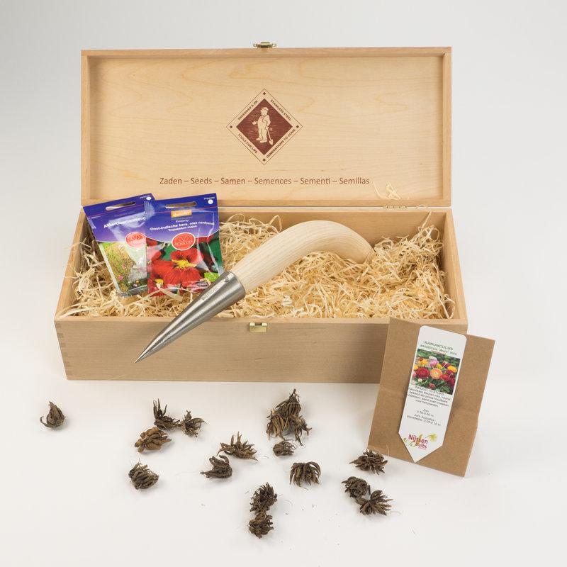 Sneeboer Samenbox