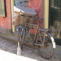 Sneeboer Vintage Pelle bêche à transplanter avec repose-pied Limited Edition
