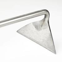 Sneeboer Schrepel 10 cm rechtshandig kort model