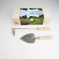 Sneeboer Piet Oudolf collection dans une boîte à graines