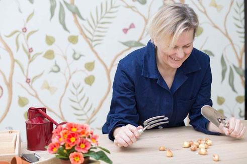 Petra Wenzel von The Golden Rabbit