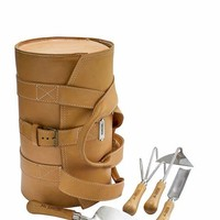Leather bagS- Garden Tool Bag Limited Edition