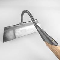 Schraper 20 cm