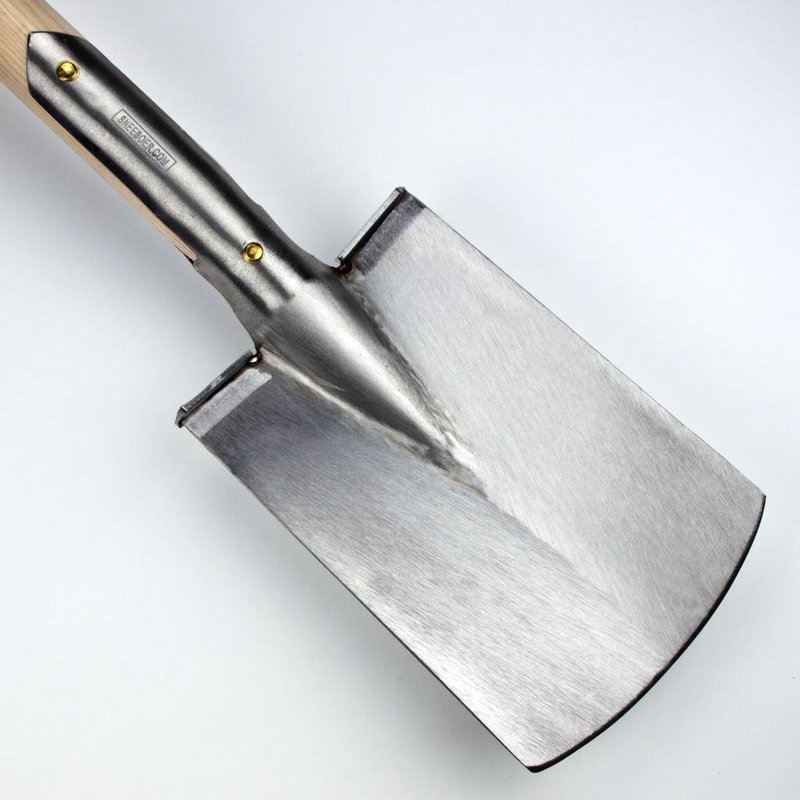 Sneeboer Border Spade with steps LUXE