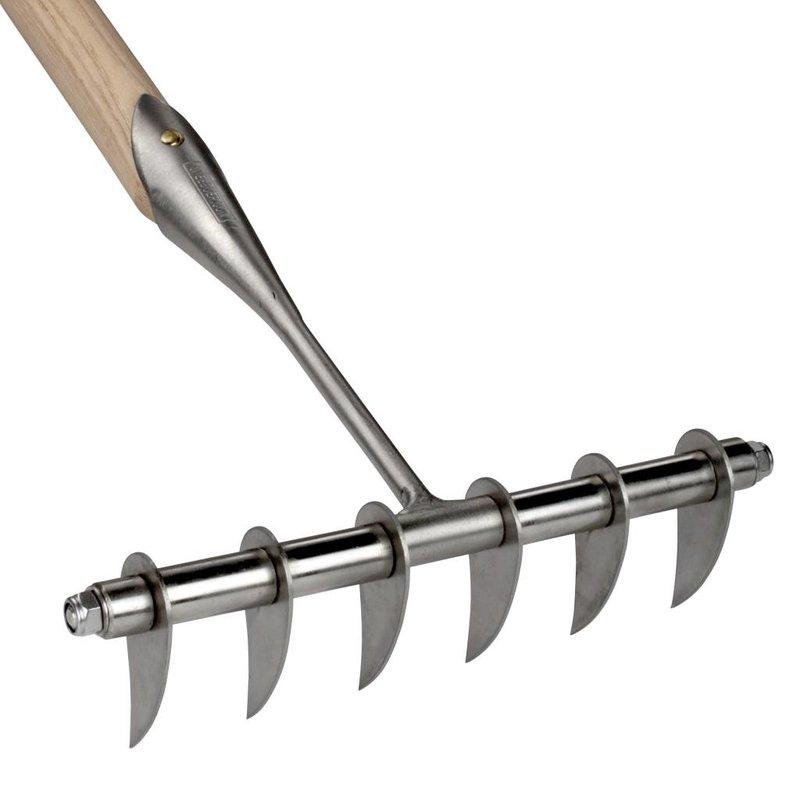 Scarificateur 6 dents