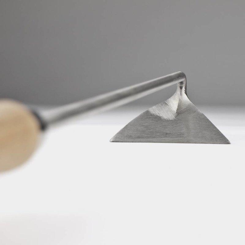 Sneeboer Binette à main 10 cm droitier