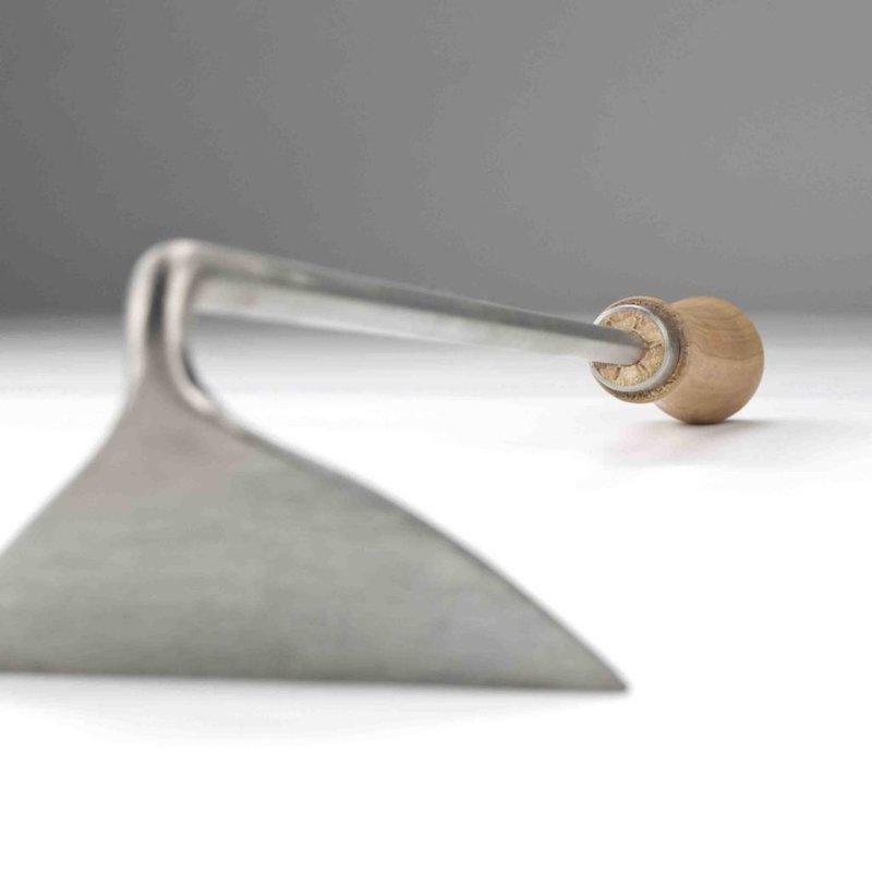 Sneeboer Schrepel 10 cm rechtshandig