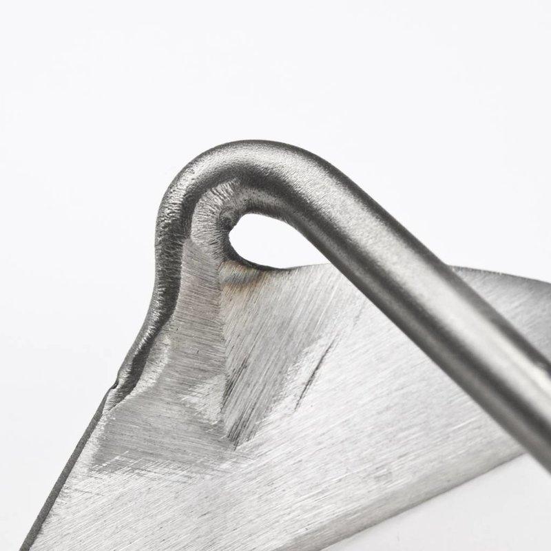Sneeboer Schrepel 12 cm linkshandig