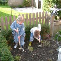 Sneeboer Children's Narrow Hoe *****