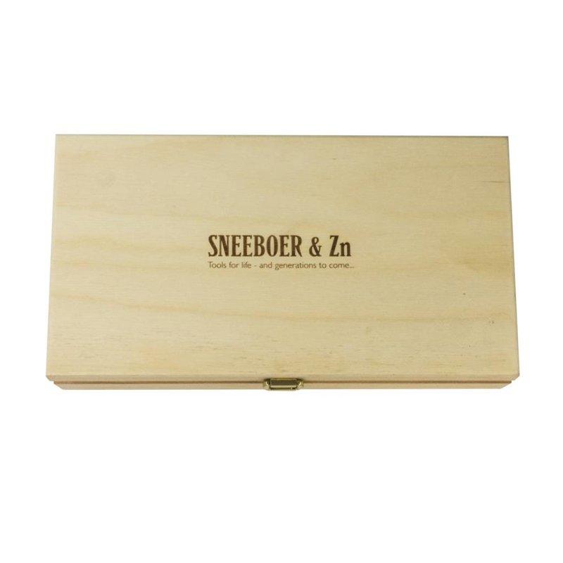 Sneeboer Kit d'entretien pour les outils
