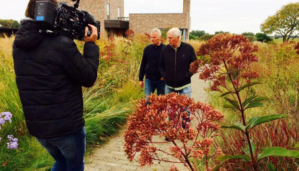 """Gardens of The World"" with Piet Oudolf"""