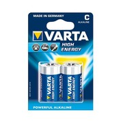 Alkaline 1.5 V C baby 4914 high energy Varta (10 stuks)