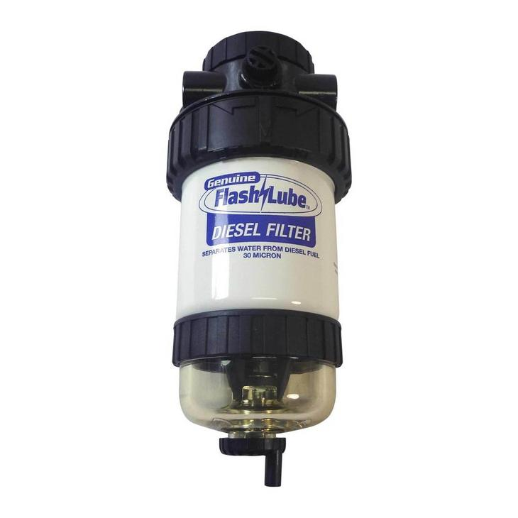 Flashlube diesel filter - TipPoint Trading