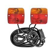 Lichtbalk magneetset 7,5m + 2,5m kabel