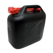 Benzinecan kunststof 10L UN-gekeurd