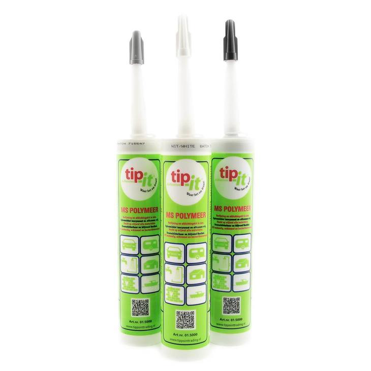 Tip-It MS-Polymeer Transparant
