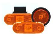Led markeerverlichting Oranje