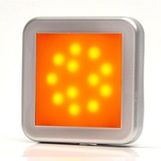 LED Zijmarkeringslamp - 12 LEDs
