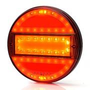 LED achterlicht rond