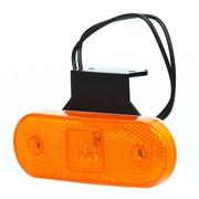 LED Zijmarkeringslamp + steun